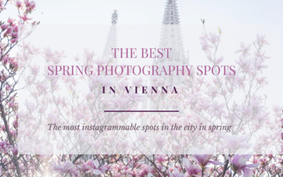 My favorite spring photography spots in Vienna
