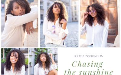Chasing the sunshine