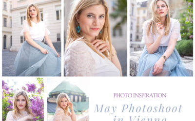 May Photoshoot in Vienna